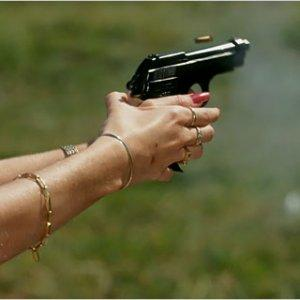 Ladies' Concealed Handgun Practice